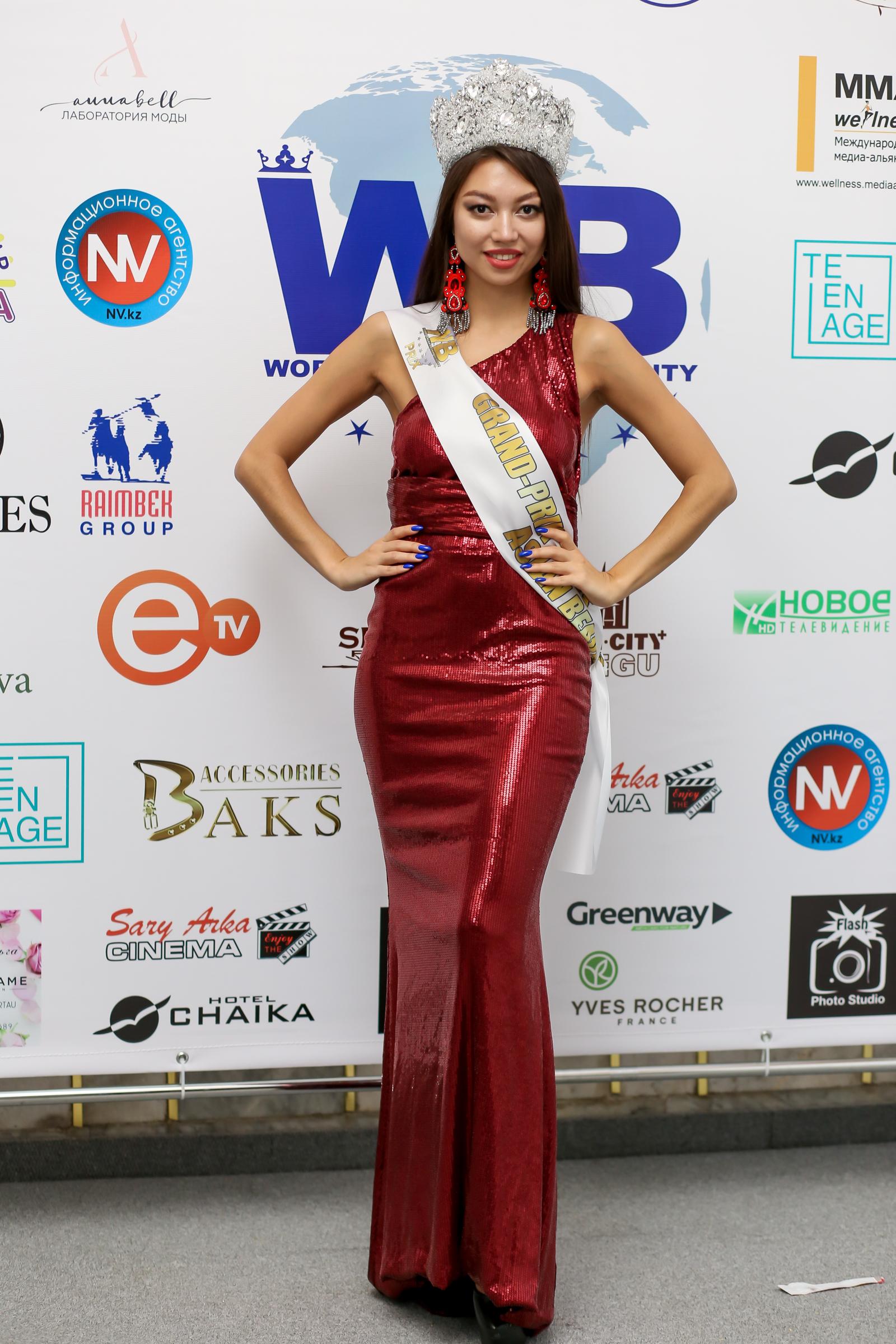 Итоги «Miss Asian Beauty 2019»